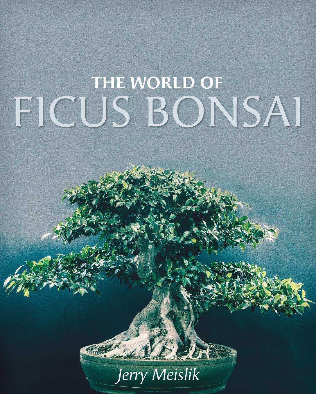 The World Of Ficus Bonsai Meislik Jerry 9781525532887 Amazon Com Books