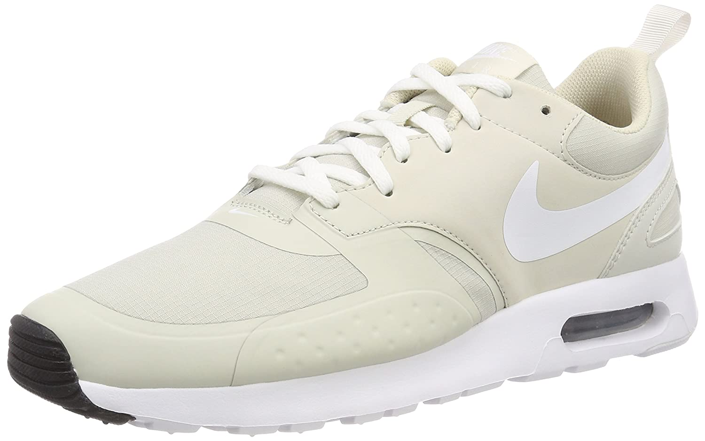 Nike Herren Sneaker Air MAX Vision, Zapatillas para Hombre 44 EU|Beige (Lt Bone/White/Black 008)