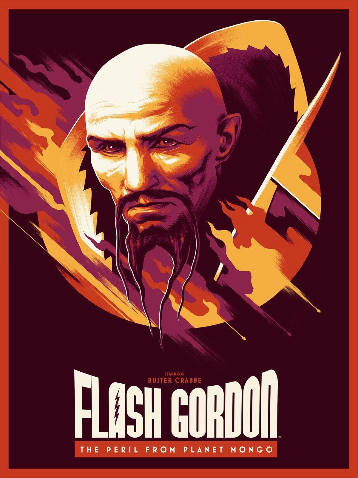 Flash Gordon: Perils From Planet Mongo on Amazon Prime Video UK