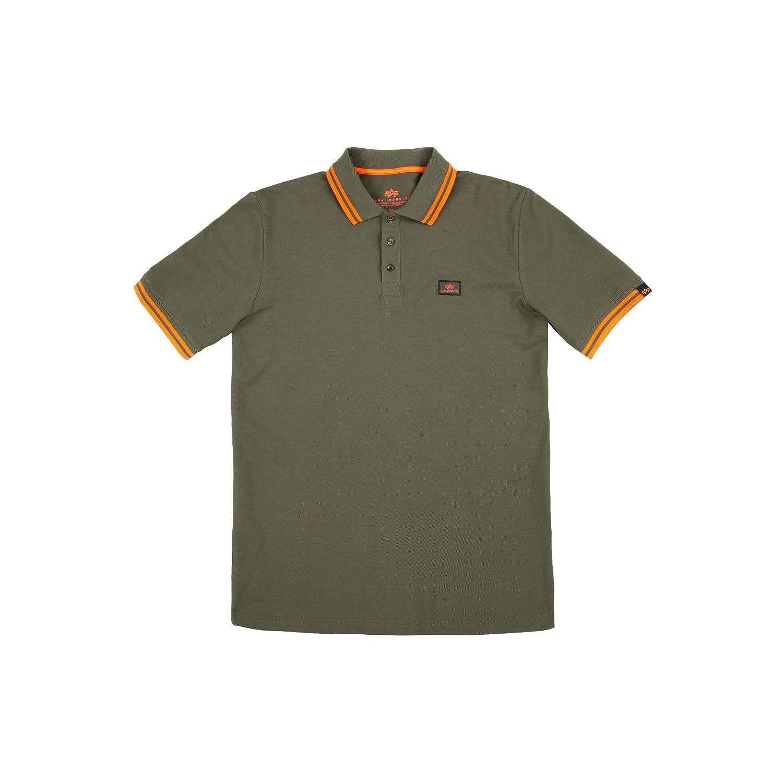 Alpha Industries Herren Herren Herren Oberteile   Poloshirt Twin Stripe B078B1X7NQ T-Shirts Wir haben von unseren Kunden Lob erhalten. 99fdca