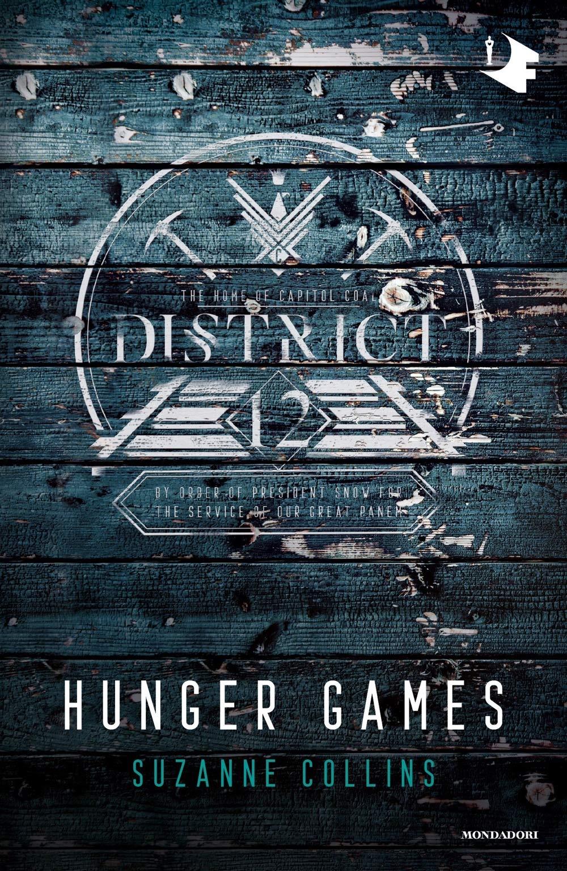 Hunger Games - Copertina