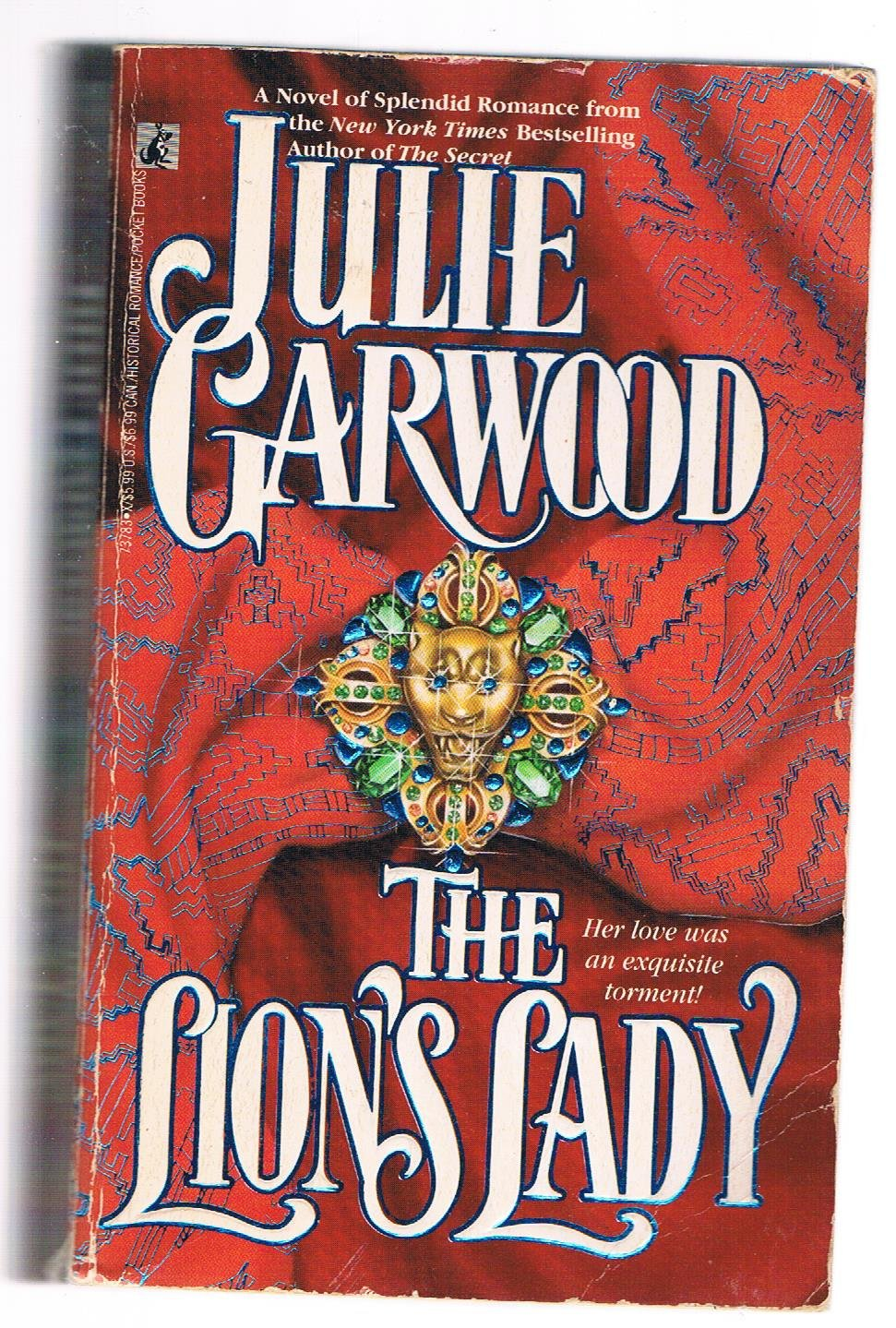 The Lions Lady (Crowns Spies, Book 1)