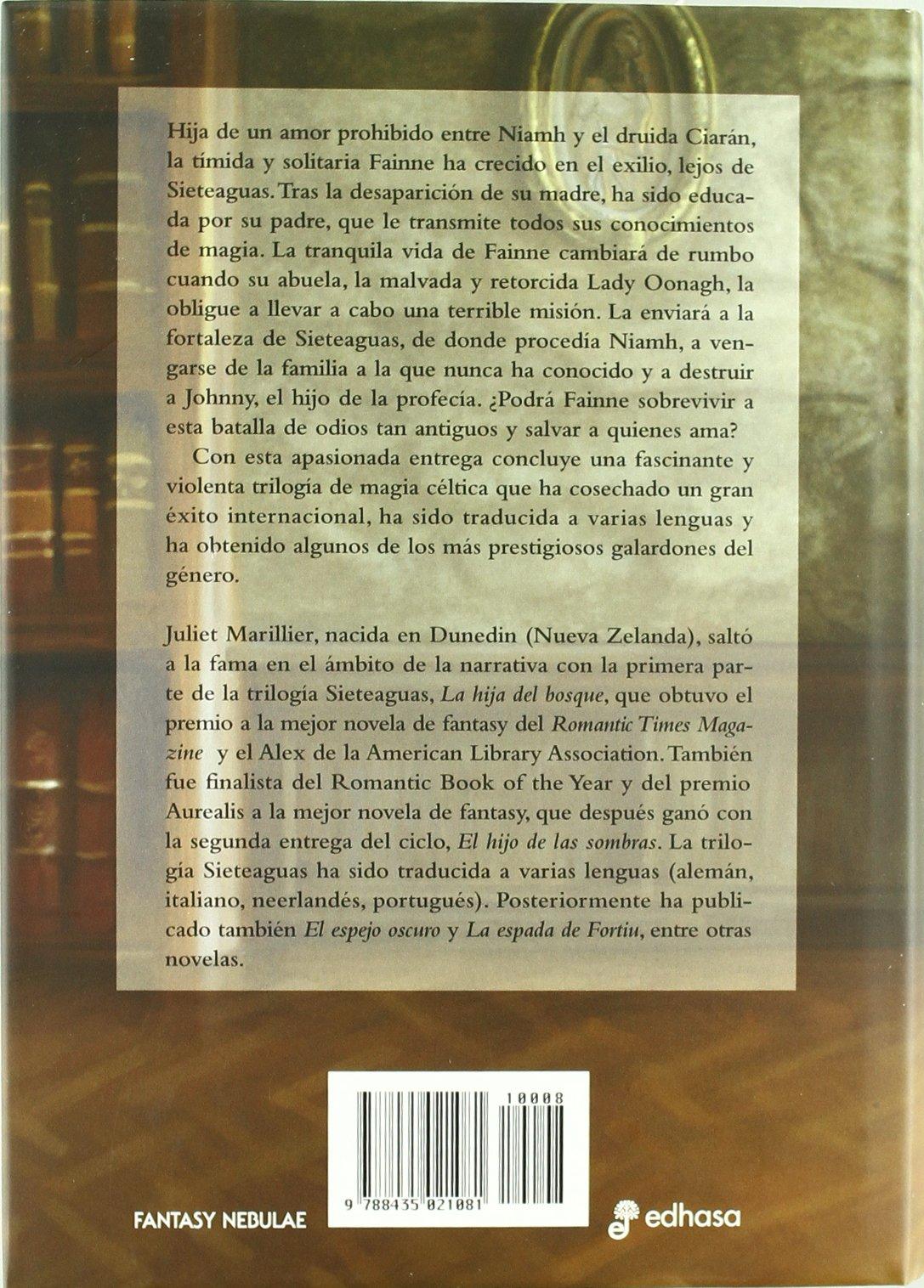 Trilog¡a Sieteaguas estuche : Hija del bosque - Hijo de las sombras - Hijo de la profecía: 3 FANTASY: Amazon.es: Marillier, Juliet: Libros