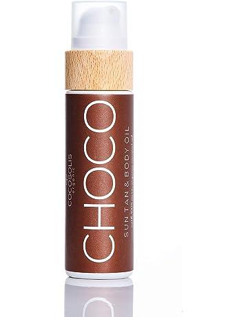COCOSOLIS Bronceado & Aceite Corporal De Cacao | Aceite De Bronceado Orgánico | Obtenga Un Bronceado