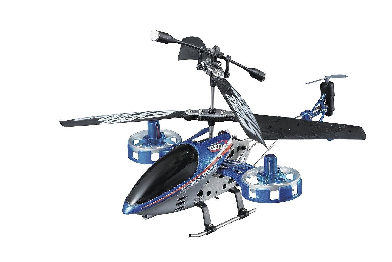 Jozen Gyro Gyro Gyro Master 2,4GHz Helikopter Super Twin giga JRH4010-BL 4684c8