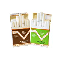 Herbal Cocoa Bean Sticks Two Pack Regular & Menthol Flavor