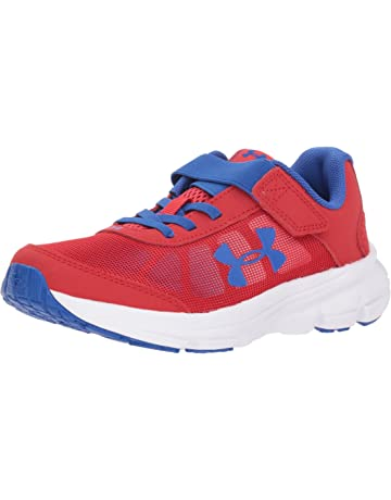 aa8e897bdce31 Under Armour Kids  Pre School Rave 2 Adjustable Closure Sneaker