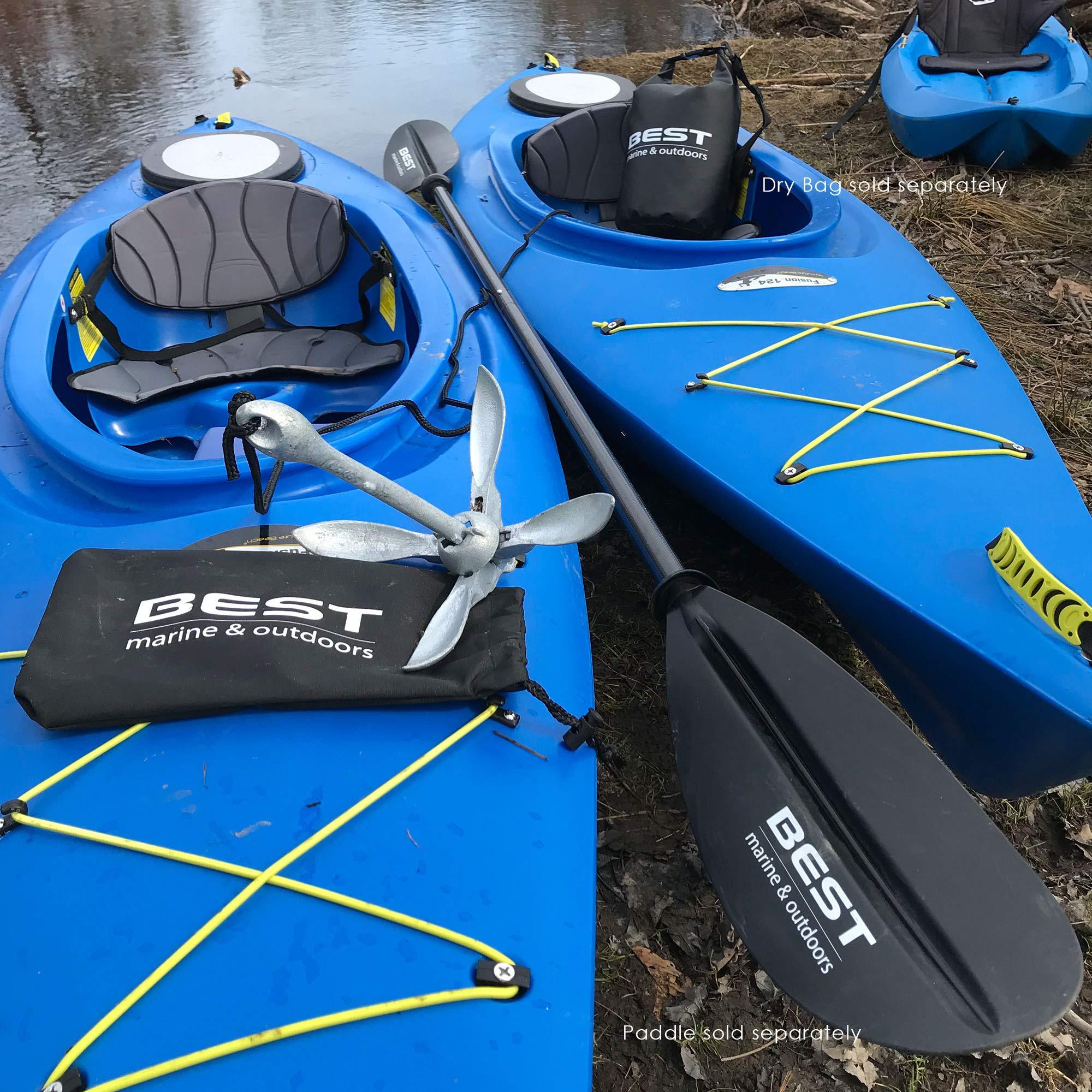 Kayak Anchor Kayak Fishing Canoe Motorboat SUP Paddle Board Small Boat Anchor