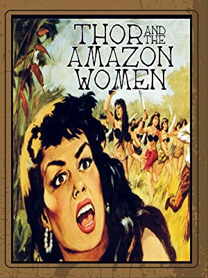 Amazon.com: Thor and the Amazon Women: Sinister Cinema ...