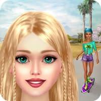 Skater Girl Salon: Spa, Makeup and Dress Up - Full Version