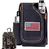 Vape Mod Carrying Bag, Vape Case for Box Mod, Tank, E-Juice, Battery Best Vape Portable Travel to Keep Your Vape Accessories