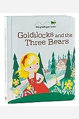 Goldilocks and the Three Bears (Book & Downloadable App!) Board book