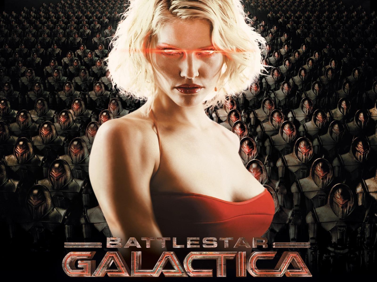 Amazon com: Battlestar Galactica: The Mini-Series