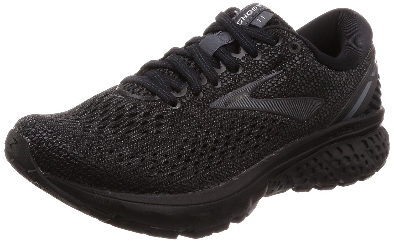 Black Ebony Brooks Women's Ghost 11 Running shoes