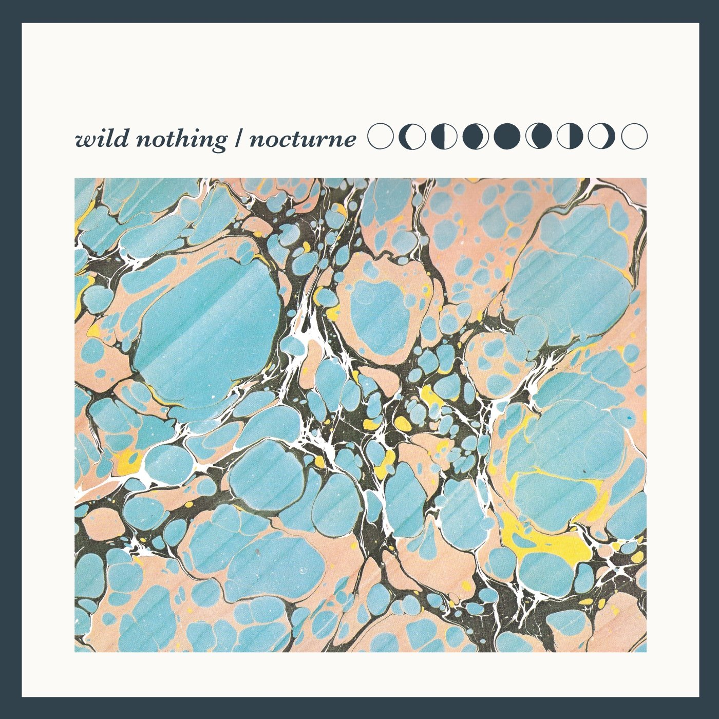 CD : Wild Nothing - Nocturne (CD)