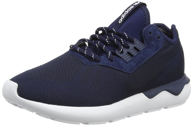 Adidas Herren Tubular Runner Weave Laufschuhe Weiß