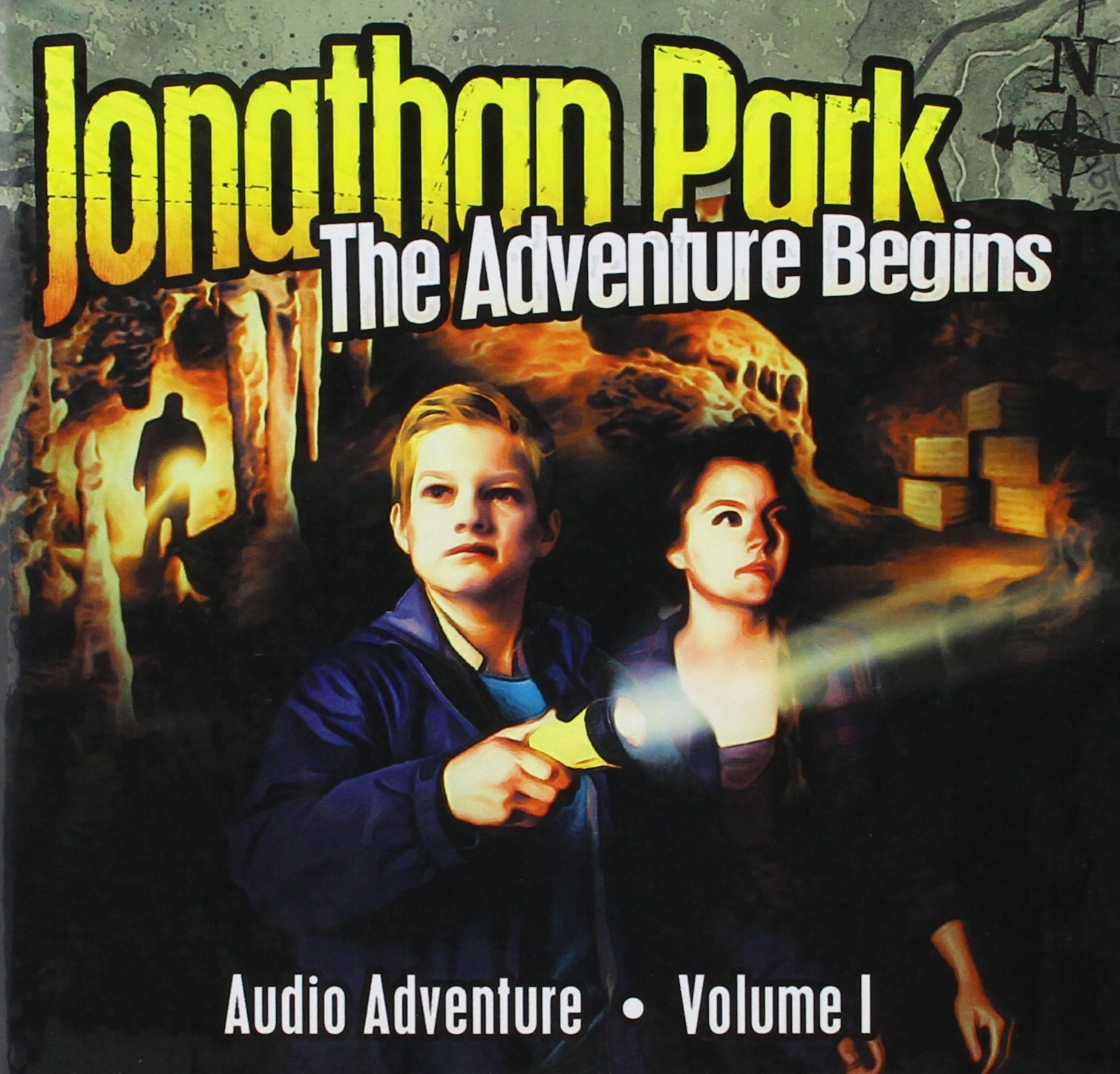 Jonathan Park Volume 1: The Adventure Begins: Creation Works LLC:  9781941510087: Amazon.com: Books
