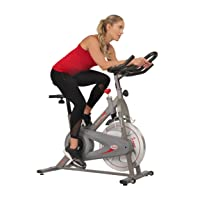 Sunny Health & Fitness Synergy Series Magnetic Indoor Cycling Exercise Bike