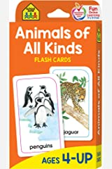 Flash Cards - Animals of All Kinds Cards