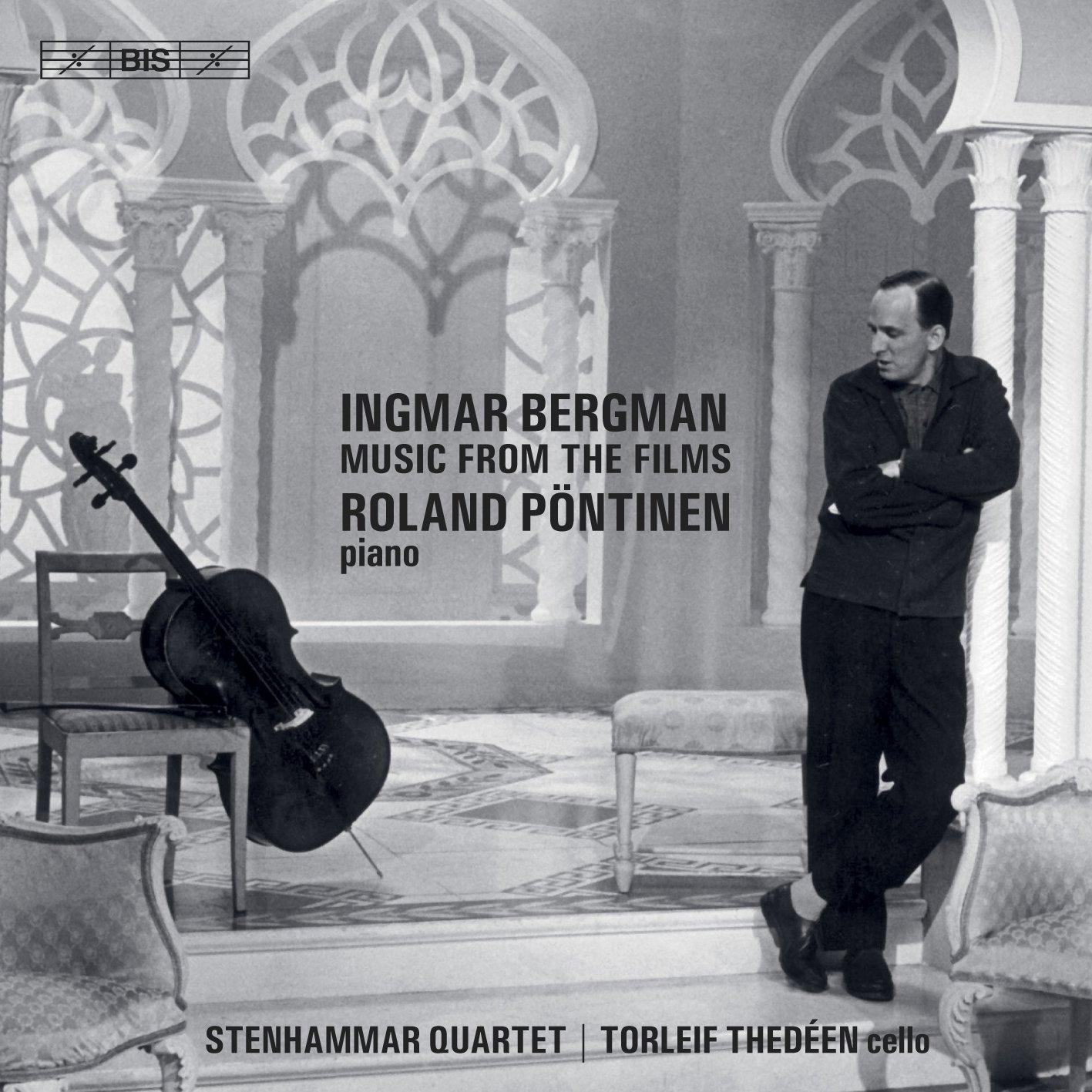 SACD : ROLAND PONTINEN - Music From The Films (Hybrid SACD)