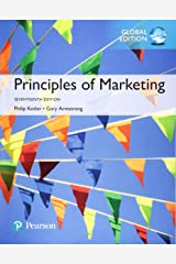 Principles of Marketing, Global Edition Paperback