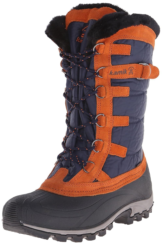 Navy Kamik Women's Snowvalley Boot