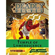 Deadly Delves: Temple of Luminescence (D&D 5e)