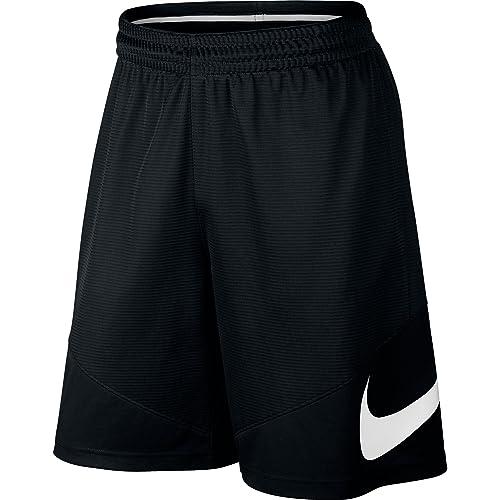 Basketball Shorts White and Black: Amazon.com