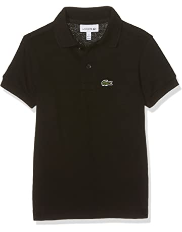 9c51f41a Lacoste Boy's PJ2909 Short Sleeve Polo T-Shirt