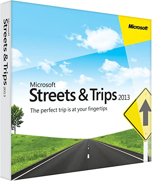 Streets And Trips 2009 64-Bit