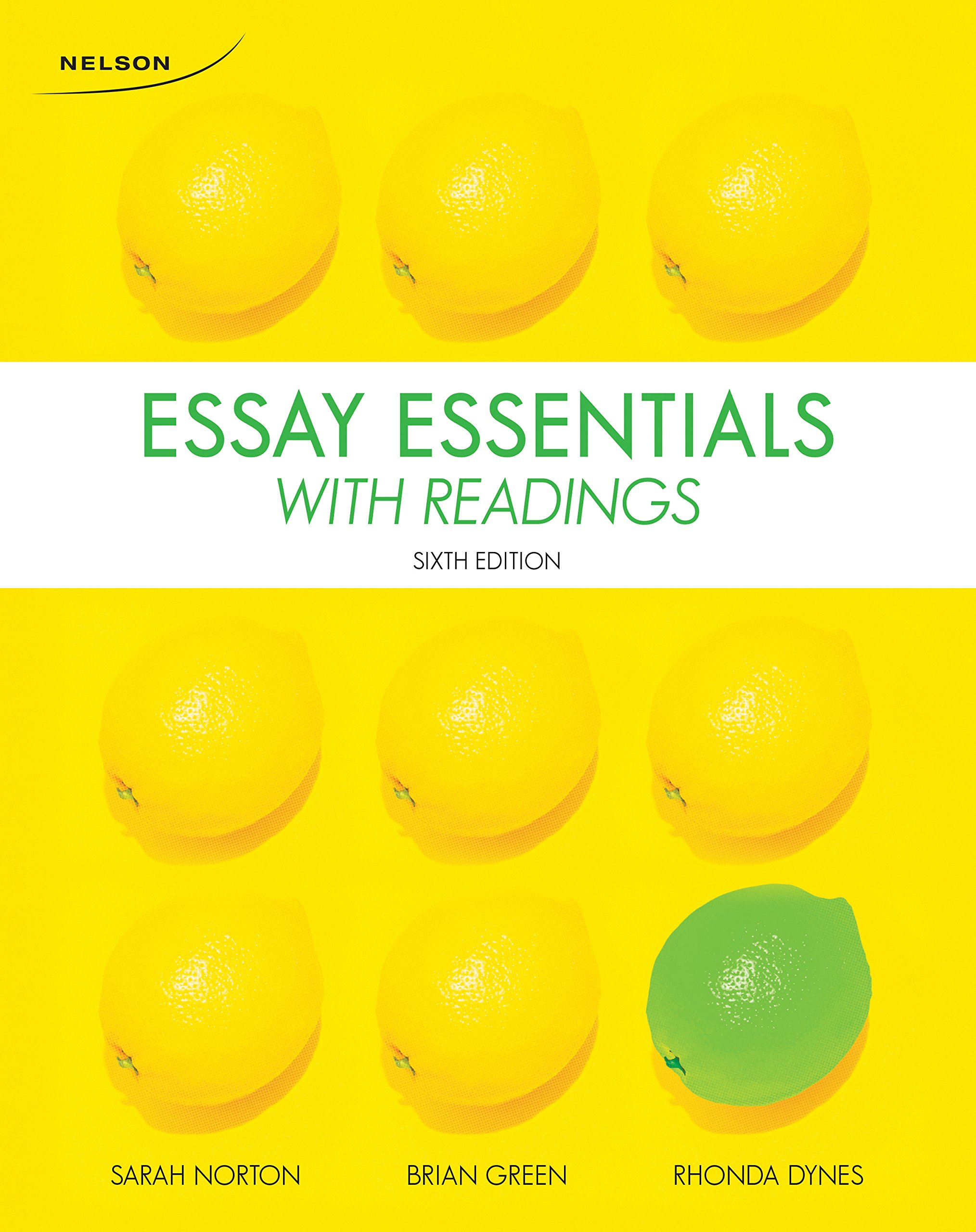 essay essentials with readings 7th edition amazon