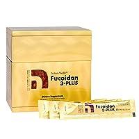 NatureMedic Fucoidan 3Plus Brown Seaweed Immunity Supplement with Organic 50 Liquid...