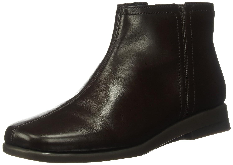 Aerosoles Women's Double Trouble 2 B(M) Ankle Bootie B06XFZM3TD 12 B(M) 2 US|Dark Brown Leather dc87b8