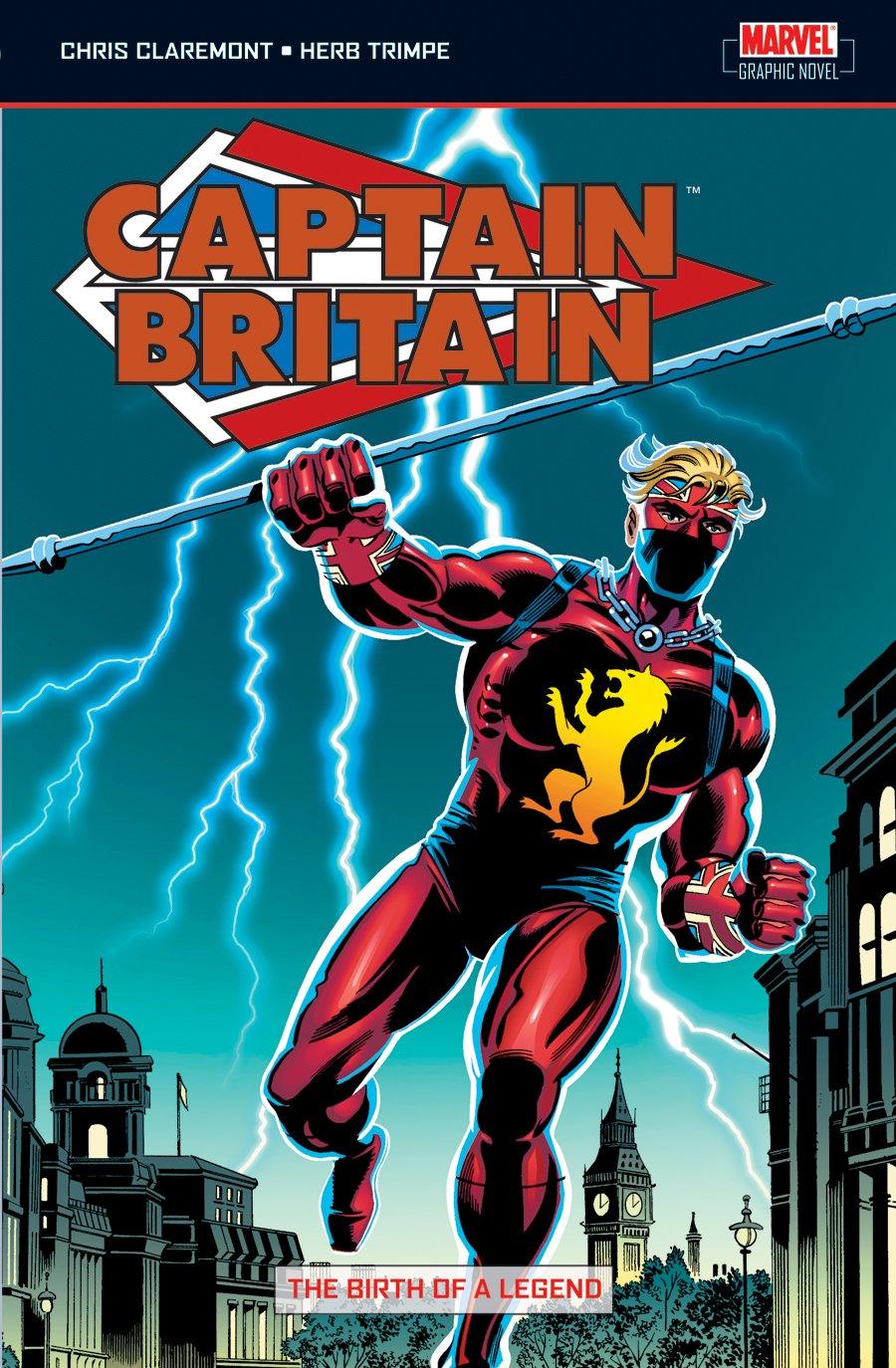 Captain Britain Vol.1: Birth Of A Legend: UK Captain Britain Vol.1 #1-39, Super Spider-Man #231, MTU #65-66: Birth of a Legend v. 1: Amazon.es: Claremont, Chris, Trimpe, Herb: Libros en idiomas extranjeros