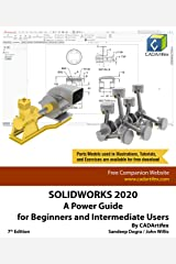 SOLIDWORKS 2020: A Power Guide for Beginners and Intermediate User Kindle Edition