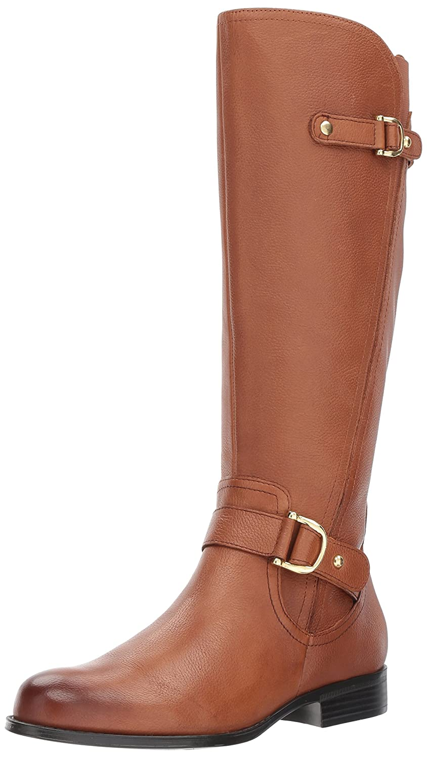 Naturalizer Women's Jenelle Riding Boot B06XBMLF9H 12 B(M) US|Tan