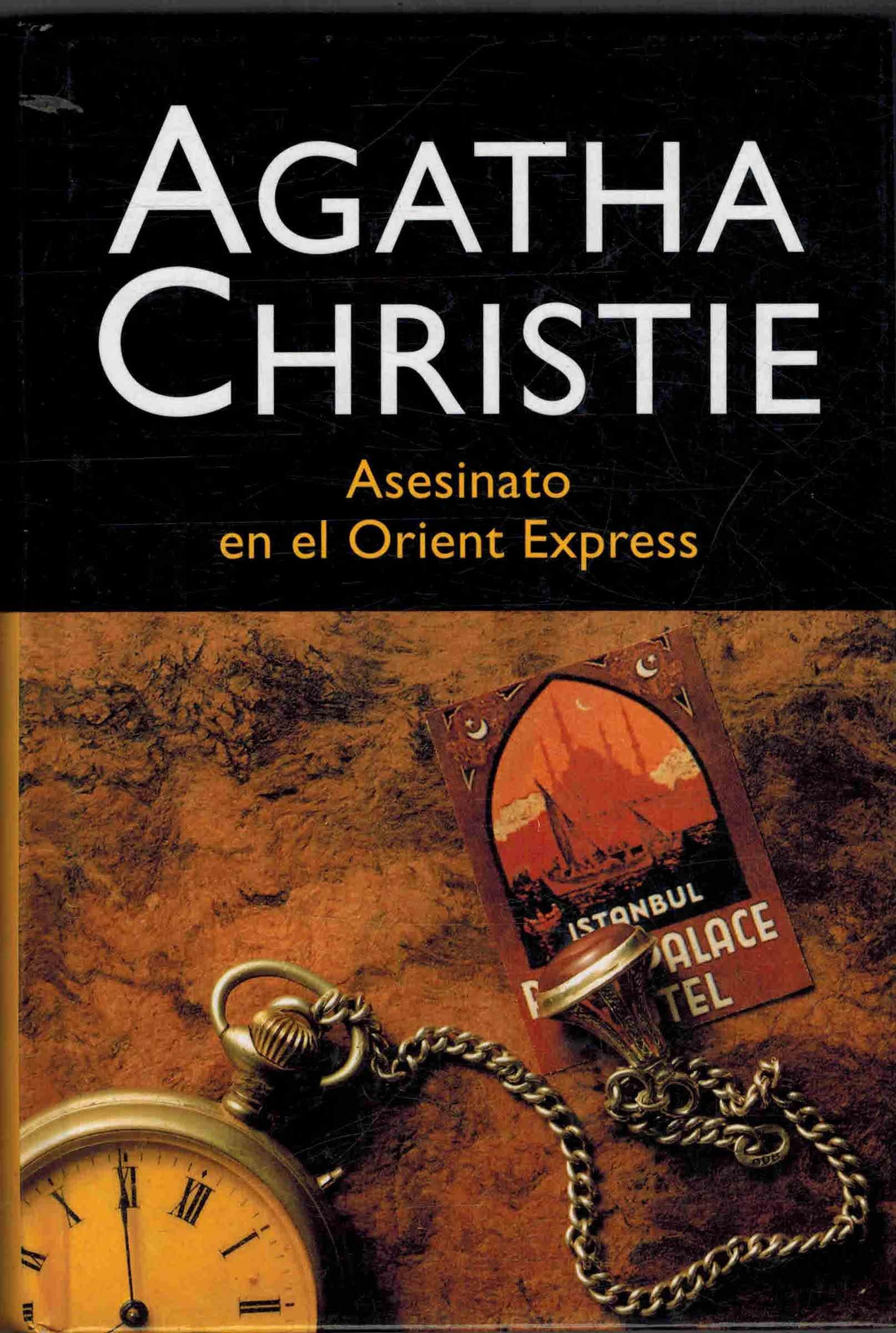 ASESINATO EN EL ORIENT EXPRESS.: Amazon.es: Christie, Agatha: Libros