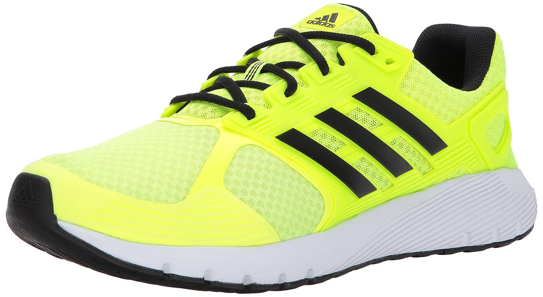 adidas Men's Duramo 8 M Running Shoe B01N0HDY99 11.5 D(M) US|Solar Yellow/Black/Solar Yellow