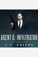 Agent G: Infiltrator Audible Audiobook