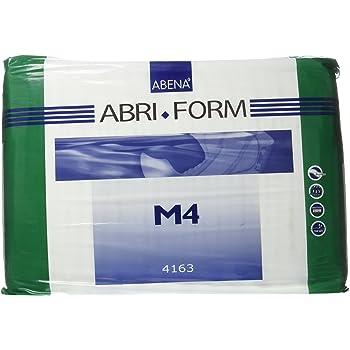 Abena Abri-Form Comfort Briefs, Medium, M4, 14 Count