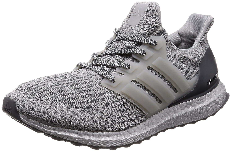 Adidas Ultra Boost M - Hausschuhe de Running para Hombre grau, Silber