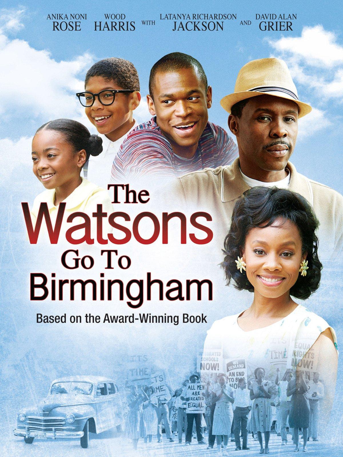 The Watsons Go To Birmingham on Amazon Prime Video UK