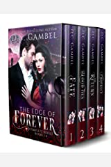 The Edge of Forever Complete Series: A Paranormal Vampire Romance Boxed Set Kindle Edition
