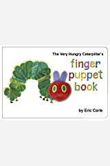 Very Hungry Caterpillar Finger Puppet Book (The Very Hungry Caterpillar) Hardcover