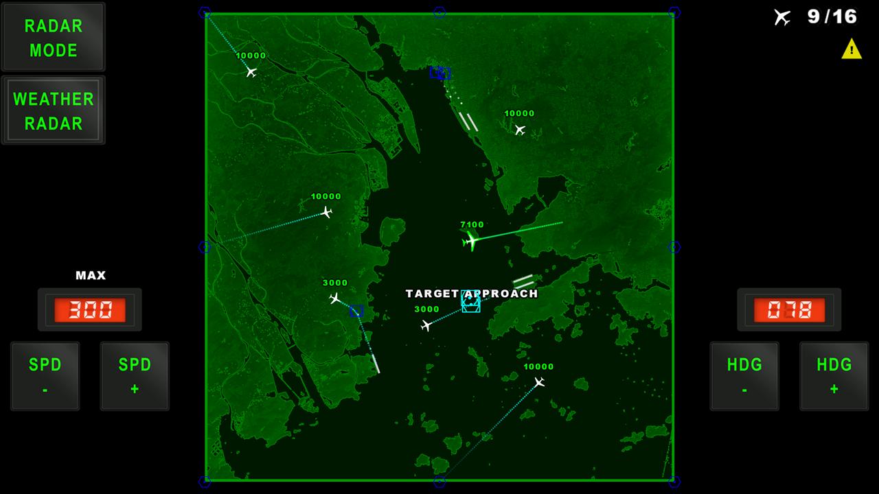 Air Traffic Control (ATC) Simulation Game