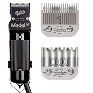 Oster Model 10 Classic Professional Barber Clippers