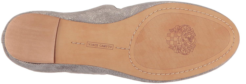 Vince Camuto Flache Frauen Flache Camuto Schuhe Metal Grau e86e1e