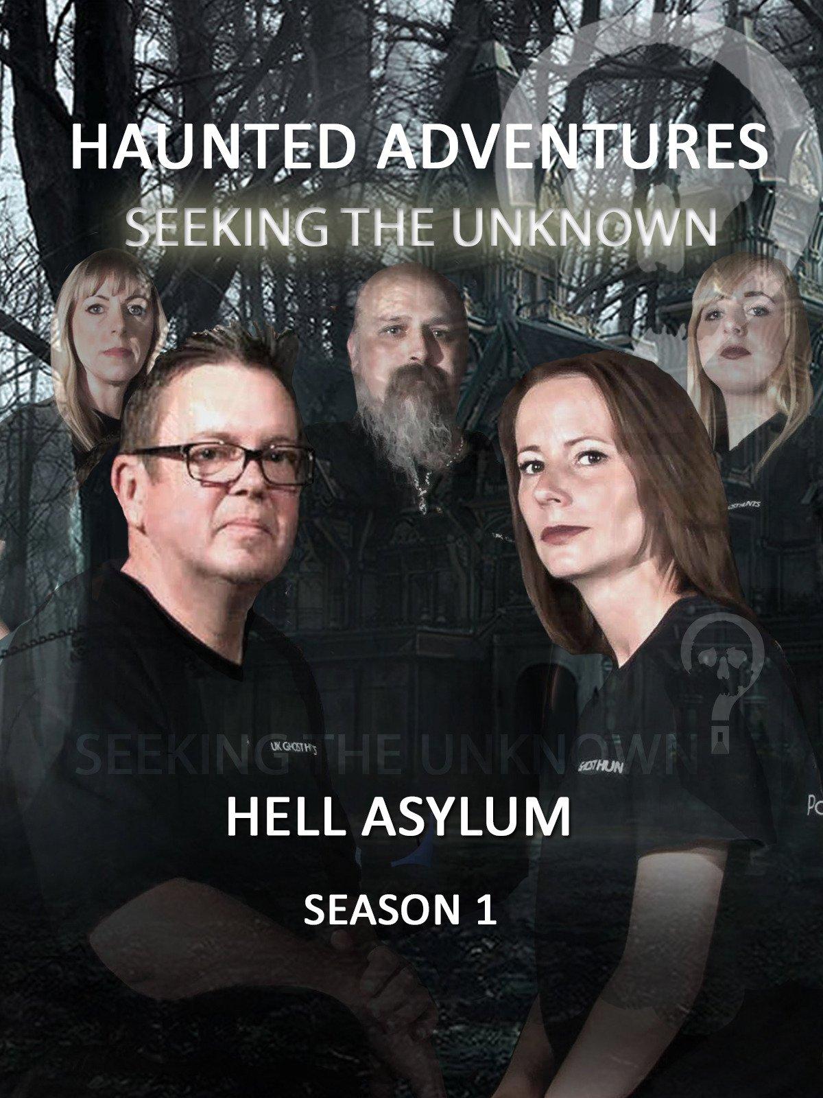 Haunted Adventures on Amazon Prime Video UK