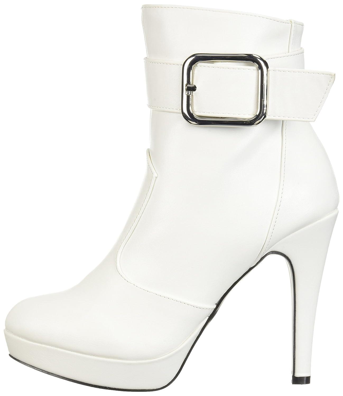 2 Lips Lips Lips Too Frauen TooVivian Geschlossener Zeh Fashion Stiefel 381da5