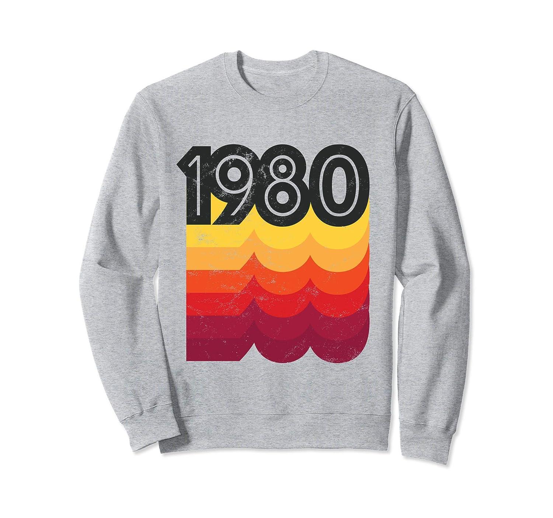 428515ec81eaf Sweatshirt birthday shirt vintage style clothing jpg 1500x1403 80s style  sweatshirt